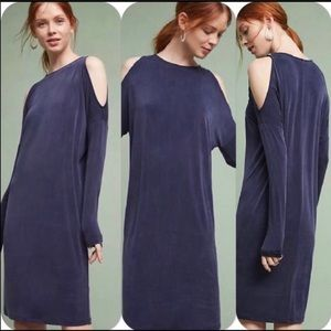 Anthropologie Annalyn Cocoon Dress Size Small